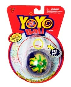 Big Time Toys Yoyo Ball Automatic Return Yo-Yo Multicolor -