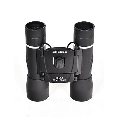 PIGE BRESEE 12 32 mm Jumelles BAK4 génériques / haute définition / Spotting Scope / étanche 87ft / 1000yds 3Central
