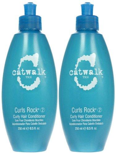 TIGI Catwalk Curls Rock Conditioner - 8.5 oz - 2 pk