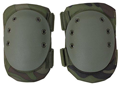 62e46da7a8 Rothco Tactical Protective Knee Pads, Woodland Camo
