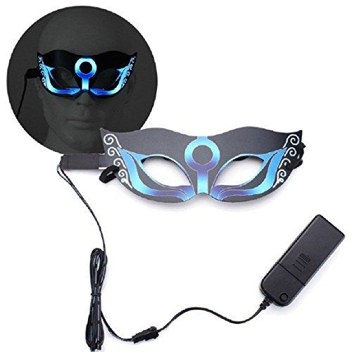 Mask With Led Eyes - 4