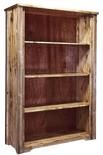 Cheap Montana Woodworks Homestead Collection Bookcase, Stain and Lacquer Finish