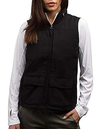 SCOTTeVEST Women's Q.U.E.S.T. Vest - 42 Pockets – Photography, Travel Vest S