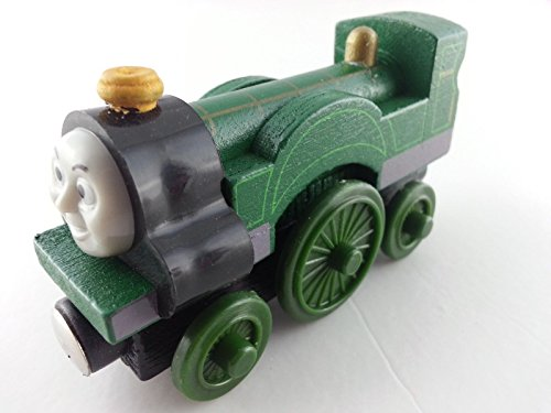 Thomas & Friends Emily Magnetic Wooden Toy Train Loose New In Stock