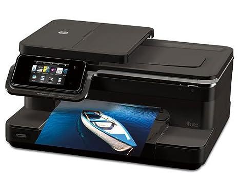 HP Photosmart 7510 e-All-in-One - Multifunción (impresora / copiadora / escáner) - color