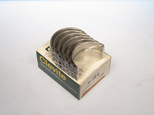 Clevite Standard Size Main Bearing Set Fits Datsun 410 320 520 MGA MG Magnette
