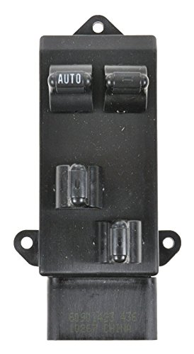 Master Power Window Switch Left LH for Caravan Grand Voyager Town & Country ()