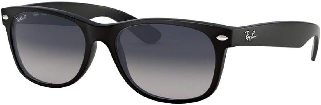 ray ban wayfarer polarized matte black