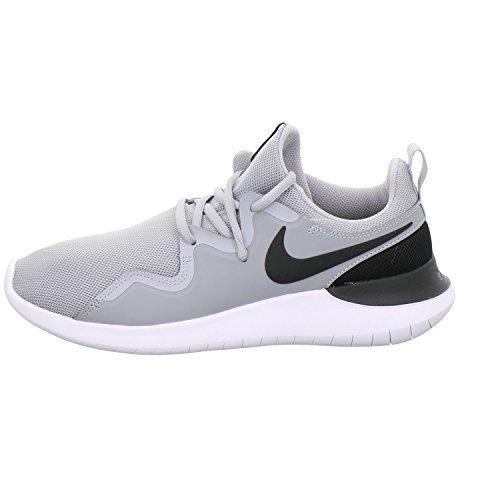 Nike Herren Herrren Sneaker Tessen SCHWARZ