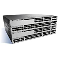 Cisco WS-C3850-24P-S Catalyst 3850 24 Port PoE IP