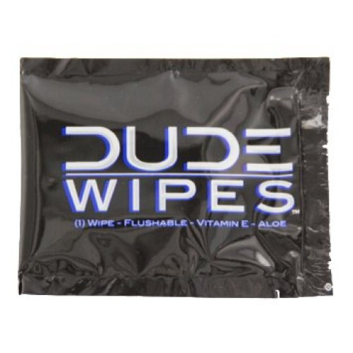 Dude Products Wipes Choose Quantity