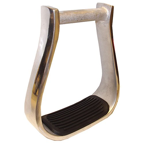 Intrepid International Aluminum Western Stirrups with ()