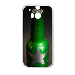 HTC One M8 Heineken Logo pattern design Phone Case HHL1142568