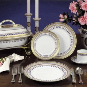 Chinoise Blue 5piece