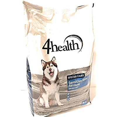 4health, Tractor Supply Company, Special Care Sensitive Skin Formula Adult Dog Food, Limited Ingredient, No Corn, No Wheat, No Soy, Probiotics, Dry, 8 Pound Bag