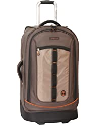 Timberland Luggage Jay Peak 26 Inch Wheeled Upright, Cocoa, One Size