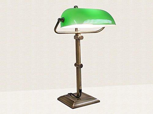 Bankers Lamp, Bankerslamp, Bankierslampe, Jack 10122