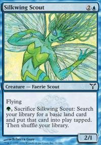 Magic: the Gathering - Silkwing Scout - Dissension - Foil