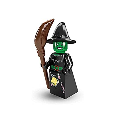 LEGO Series 2 Collectible Minifigure Witch (Halloween): Toys & Games