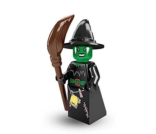LEGO Series 2 Collectible Minifigure Witch (Halloween) -