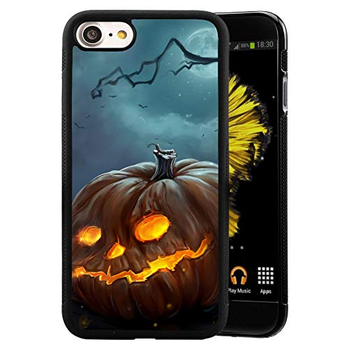 Halloween Cell Phone Case Fit iPhone 7 (2016) | iPhone 8 (2017) (4.7 Inch) -