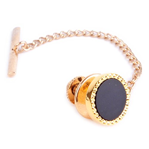 boxed-gifts Classic Circle Premium Tie Tack