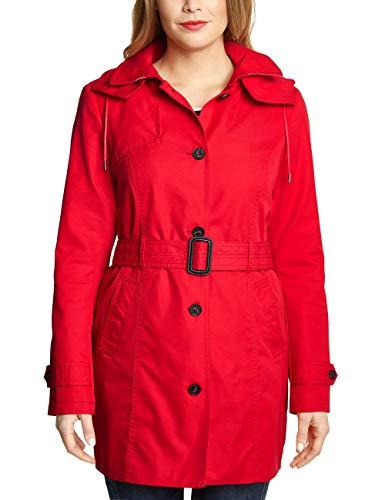 Para One Street Rot Red Mujer 11565 Abrigo flame Hpq1Sw4q