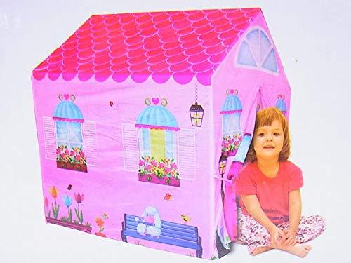 ToiToys Tienda de Juegos con Forma de casa 95 x 72 x 102 cm V/álida para Interior y Exterior