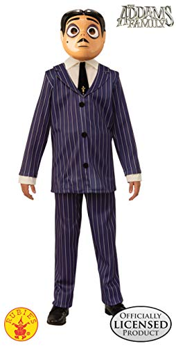 Rubie's Addams Family Animated Movie Boy's Gomez Costume, Small