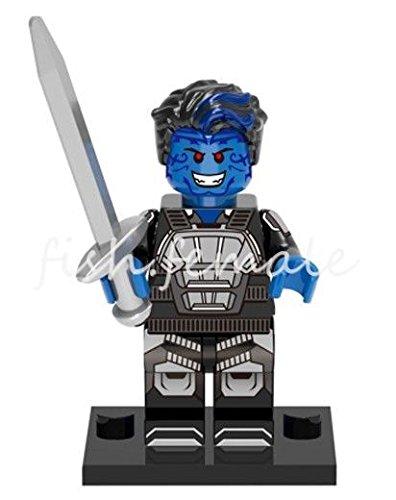 The X-Men: Apocalypse Mini Figures Nightcrawler Super Heroes Movie Building Toys