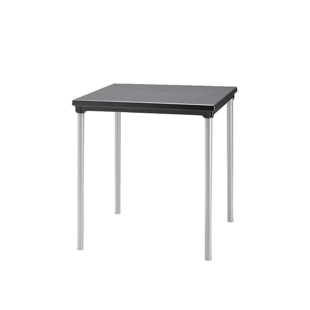 ARREDinITALY - Mesa para Exterior (Tecnopolimero y Aluminio 70 x ...