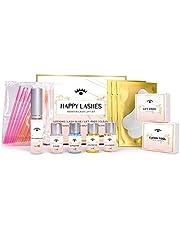 Happy Lashes - Upgraded Wimper Lifting Set - Uitgebreid - Lash Lift Kit - 25 Delig - Permanent Wimpers Liften - Wimpers Krullen - E Shoppr®