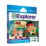 LeapFrog Explorer Learning Game: Disney Jake and the Neverland Pirates (French Version)