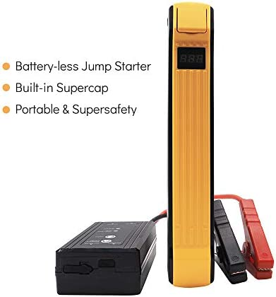 autowit Portable Batteryless Supercap Ultra Safe