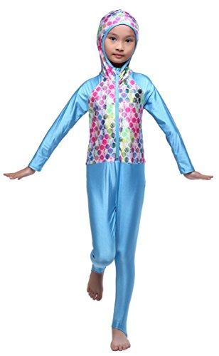 Modest Muslim Swimwear Islamic Swimsuit product image