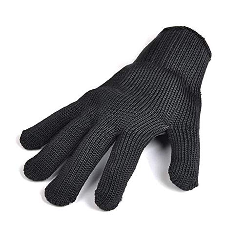 SYGA 1 Pair Steel Wire Safety Anti-Cutting Gloves Gardening Work Butcher Outdoor Arm Sleeves Protection Tool Price & Reviews
