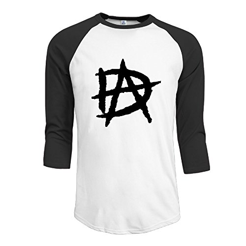 Aseball Style WWE Diva Dean Ambrose In O Neck Print 3/4 Sleeve Raglan Comfortable T-shirts Sport (Wwe Diva Outfits)