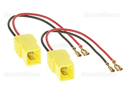 Citroen Speaker Connector Adaptor Lead Cable Plug: Electronics
