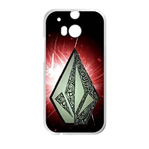 Volcom For HTC One M8 Case protection phone Case ST165523