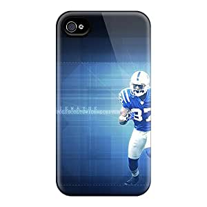 Defender Cases With Nice Appearance (indianapolis Colts) For Iphone 6plus