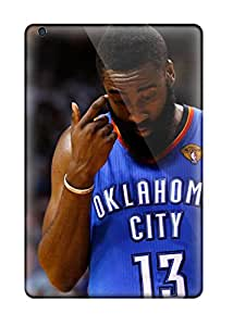 4379003I468238815 oklahoma city thunder basketball nba NBA Sports & Colleges colorful iPad Mini cases