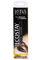 The formula gives smooth-powdery intense color pay-off combined with excellent blendability and waterproof long lastingness.