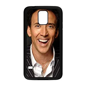 SamSung Galaxy S5 Black Nicolas Cage phone cases&Holiday Gift