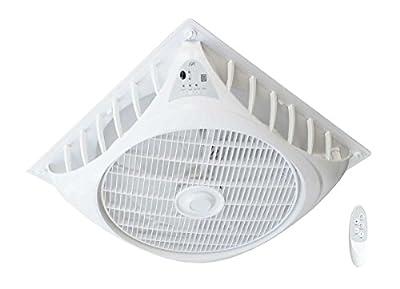 """SPT 16"""" DC-Motor Drop Ceiling Fan, Multi"""