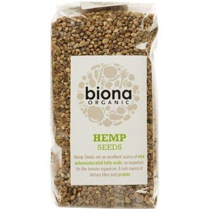 Org Hemp (Biona - Org Hemp Seed | 250g)