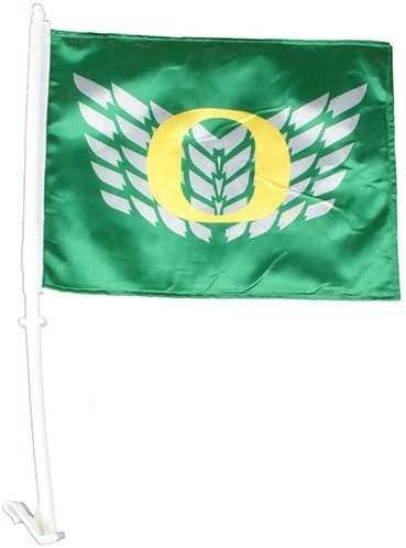 Oregon Ducks Wings flag 3X5FT banner US Shipping