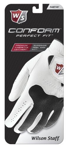 Wilson-Staff-Conform-Golf-Glove-White