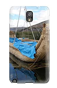 Durable Protector Case Cover With Titicaca Lake Hot Design For Galaxy Note 3