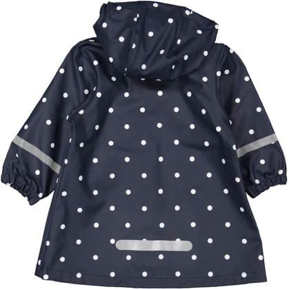 Polarn O 1-2YRS Pyret Dotty Twirl RAIN Coat