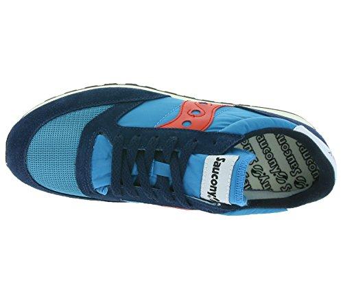 S70321 Saucony 5 Baskets Originales D'hommes Espadrille Chaussures Jazz Bleu De rrw0q8f
